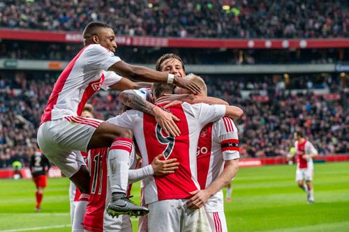 ajax amsterdam team 2017