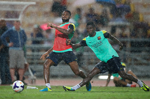 alex song bagnack training