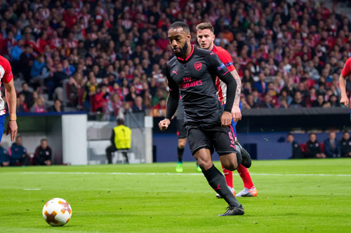 alexandre lacazette arsenal 7