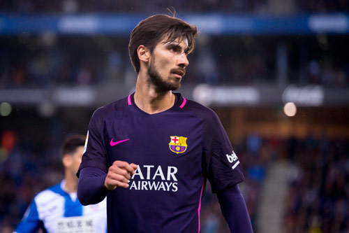 andre gomes 2019