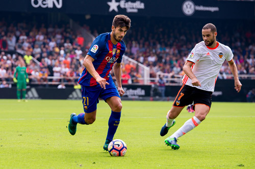 andre gomes 6