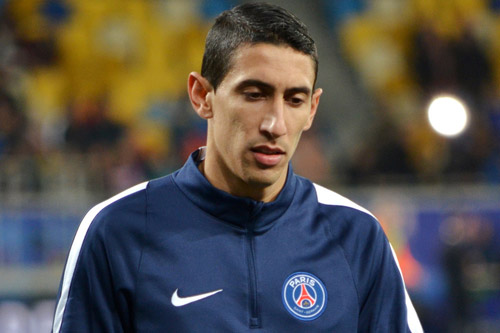 angel di maria paris 5