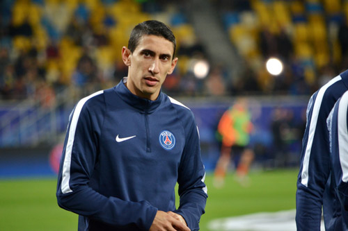 angel di maria paris sg