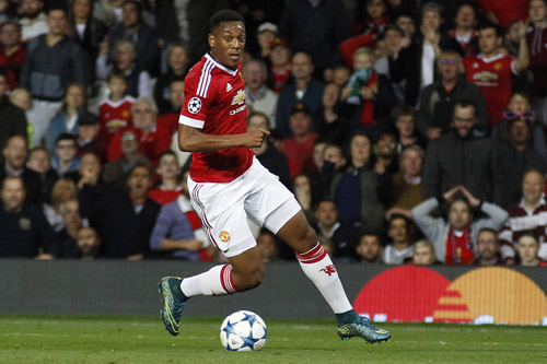 anthony martial manchester united 2