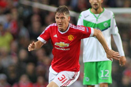 bastian schweinsteiger manchester united 5