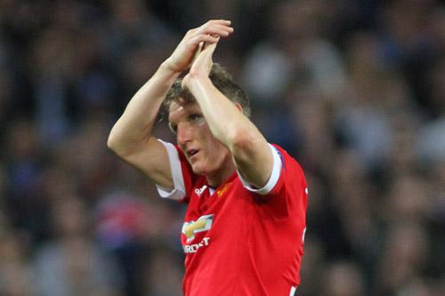 bastian schweinsteiger manchester united 6