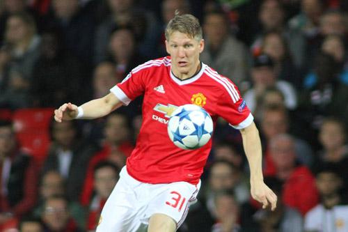 bastian schweinsteiger manchester united 7