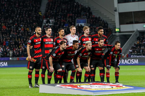 bayer team 2016