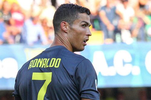 cristiano ronaldo juventus 23