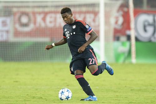 Absage An Real Madrid Bayern Lehnt Angebot Für Alaba Ab