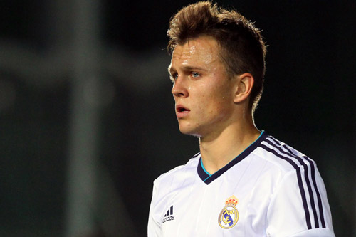 denis cheryshev real madrid
