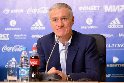 didier deschamps 2019