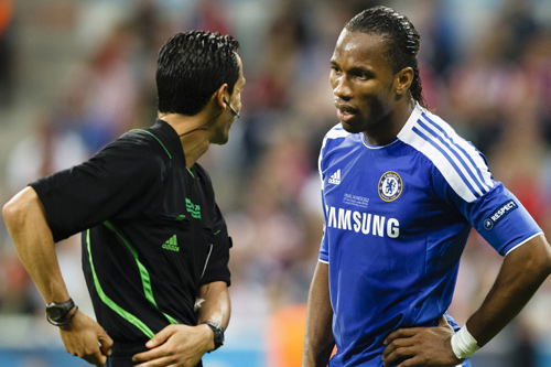 didier drogba chelsea 2
