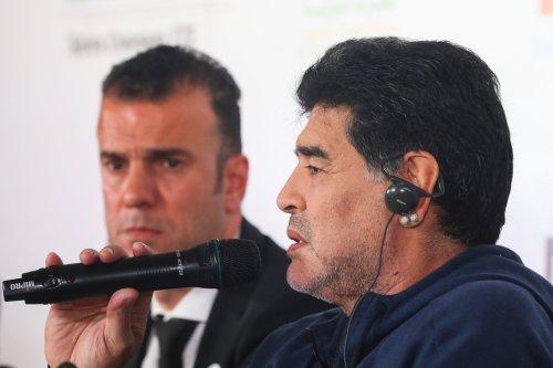 diego maradona 2019 07 02