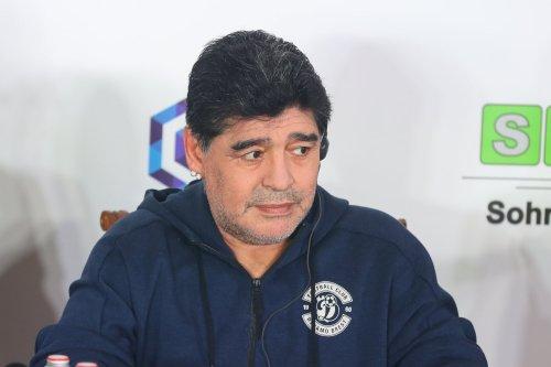 diego maradona 2019 07 04