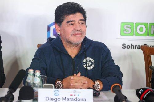 diego maradona 2019 07 07