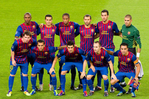 : Copa-Clásico: FC Barcelona mit Startelf des Hinspiels ...