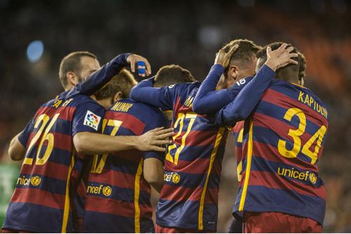 fc barcelona team 3