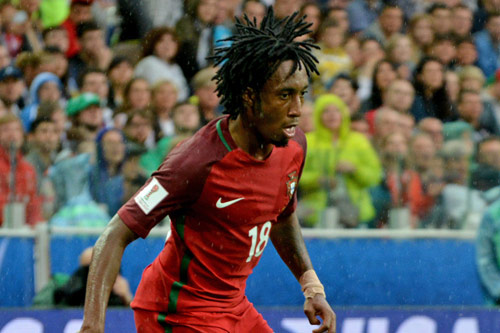 gelson martins portugal 2018