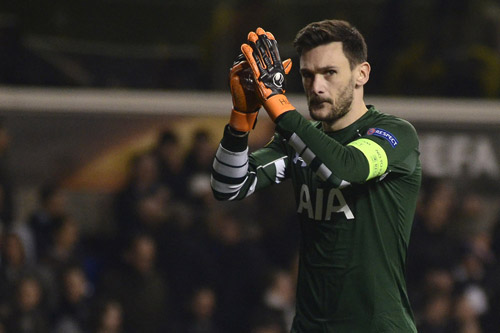 hugo lloris 2016
