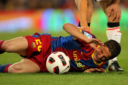 ibrahim afellay verletzung
