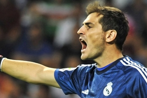 iker casillas 14