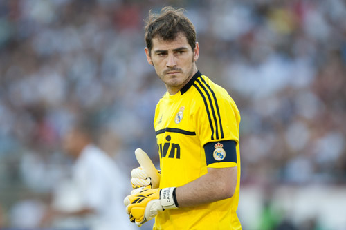iker casillas real madrid niederlage