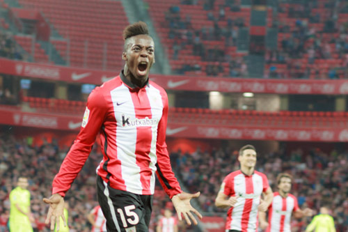 inaki williams athletic bilbao 3