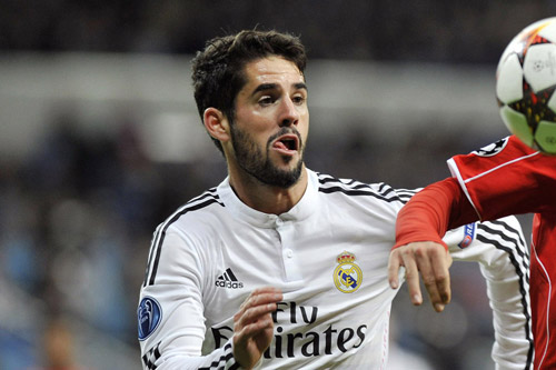 isco real madrid 11