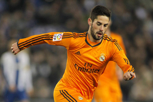 isco real madrid 7