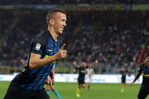 ivan perisic inter mailand 2017