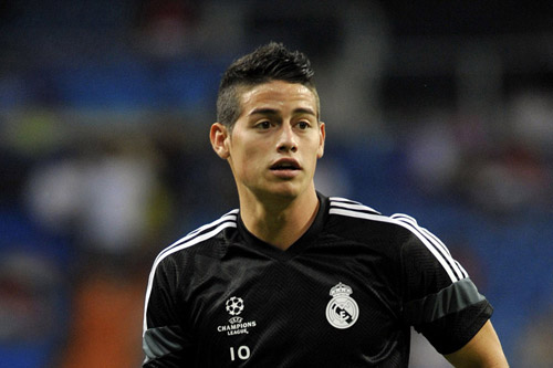 james real madrid 3