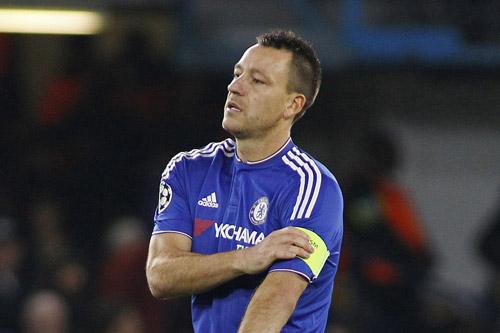 2f2389cae Chelsea-Urgestein: Kapitän geht von Bord: John Terry verlässt Chelsea