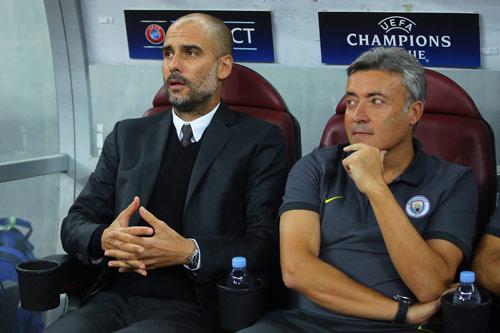 josep guardiola domenec torrent
