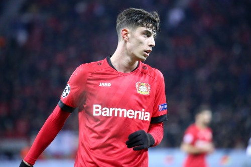 kai havertz 2020