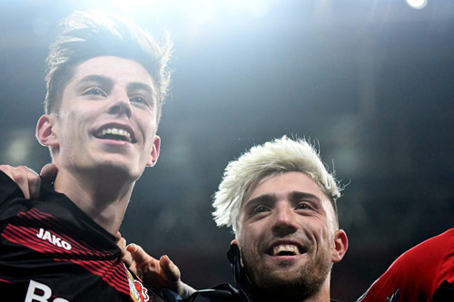 kai havertz kevin kampl