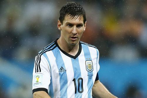 lionel messi argentinien 10
