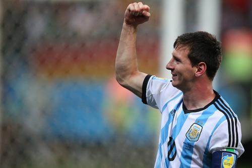 lionel messi argentinien 2