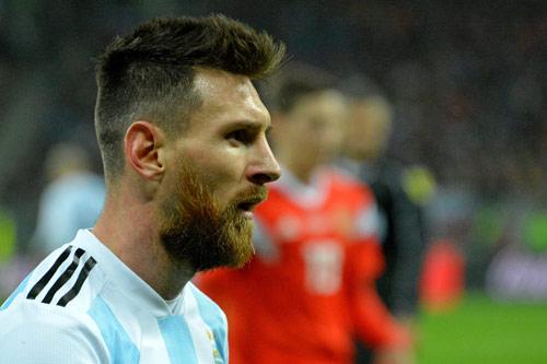 lionel messi argentinien 2018 2