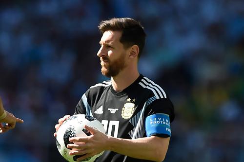 lionel messi argentinien 2018 3