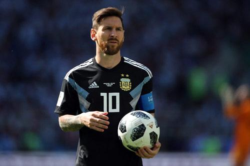 lionel messi argentinien 2018 6
