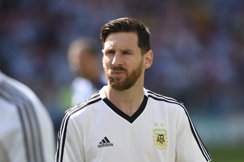 lionel messi argentinien 2019 100