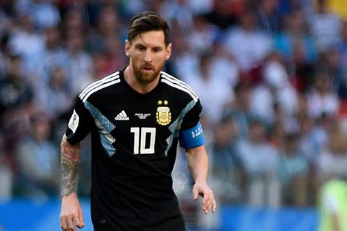 lionel messi argentinien 2019 101
