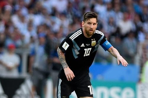 lionel messi argentinien 2019 108