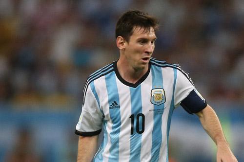 lionel messi argentinien 30