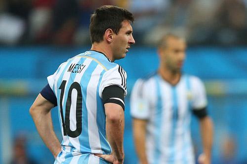 lionel messi argentinien 36