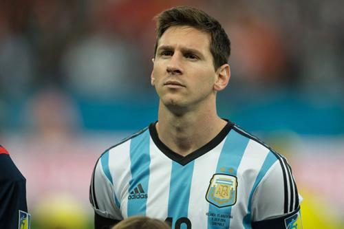 lionel messi argentinien 5