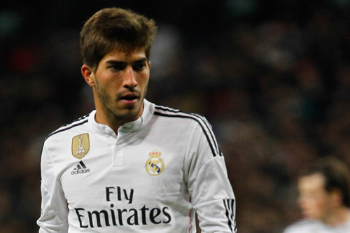 lucas silva real madrid 2