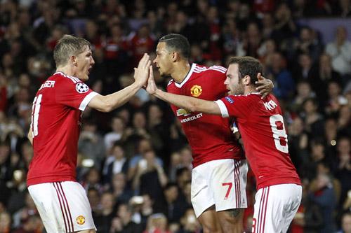 manchester united team 2
