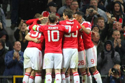 manchester united team 4